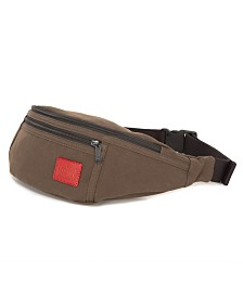 Manhattan Portage Waxed Nylon Alleycat Waist Bag