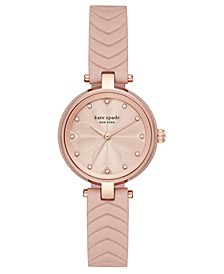 Women's Annadale Vellum Leather Strap Watch 30mm