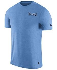 Nike Men's Tennessee Titans Coaches T-Shirt