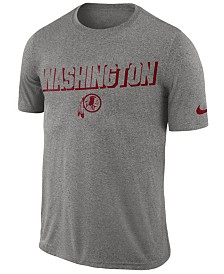 Nike Men's Washington Redskins Legend Lift Reveal T-Shirt