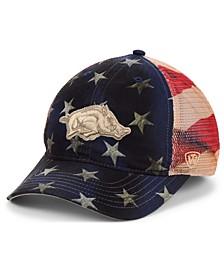 Arkansas Razorbacks 4th Snapback Cap