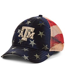 Top of the World Texas A&M Aggies 4th Snapback Cap