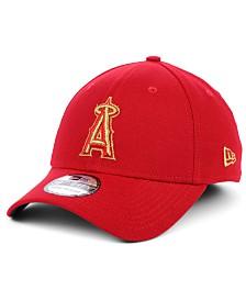 New Era Los Angeles Angels Flag Patch 39THIRTY Cap