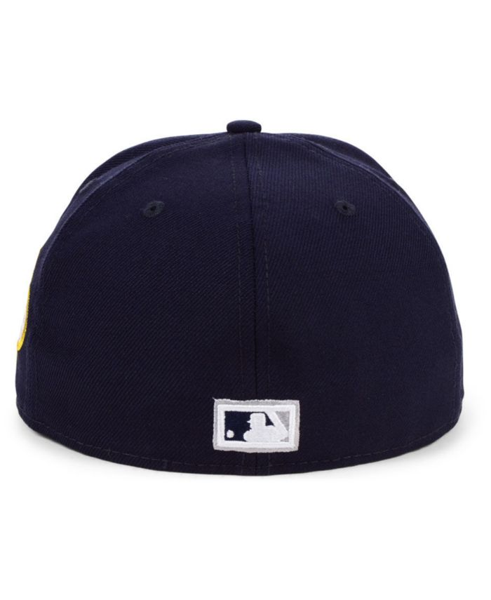 New Era New York Yankees World Series Patch 59FIFTY Fitted Cap & Reviews - Sports Fan Shop By Lids - Men - Macy's