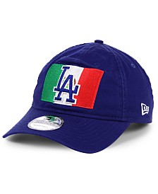 New Era Los Angeles Dodgers Flag Fill 9TWENTY Cap