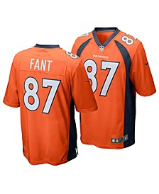 Men's Noah Fant Denver Broncos Game Jersey