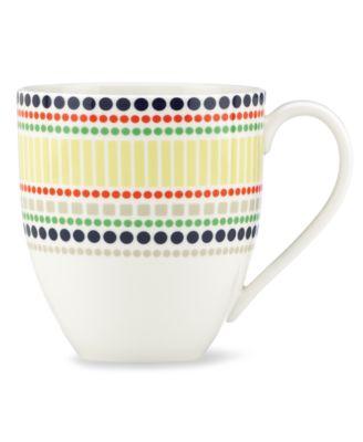 Dinnerware, Hopscotch Drive Dotted Mug