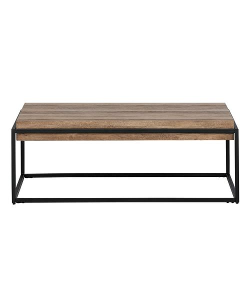 South Shore Mezzy Coffee End Table