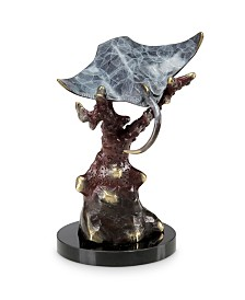 SPI Home Whiptail Manta Ray Sculpture