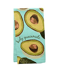 Wit Gifts Tea Towels, Avocado