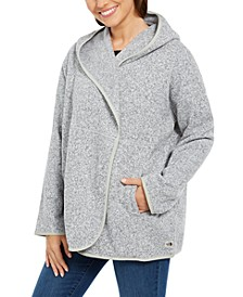 Women's Crescent Wrap Sweatshirt