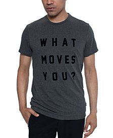 Kenneth Cole Men's What Moves You Graphic T-Shirt
