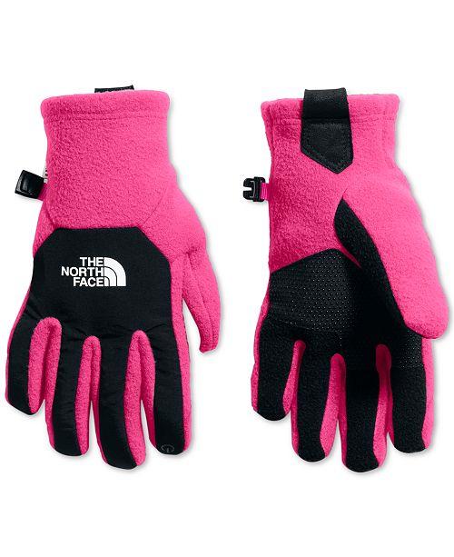 The North Face Big Girls Denali Etip Gloves