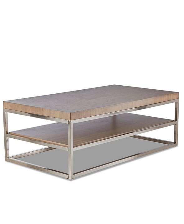 Klaussner Melbourne Rectangle Cocktail Table