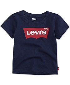 Levi's® Baby Boys Batwing Logo Graphic Cotton T-Shirt