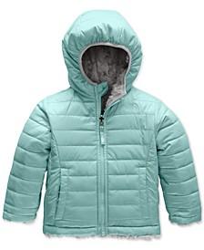 Toddler Girls Reversible Mossbud Swirl Jacket