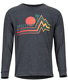 Men's Eco-Friendly Piste Long Sleeve T-Shirt