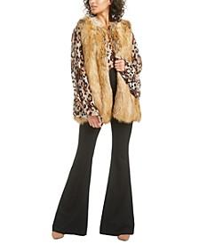 Bobine Faux-Fur Vest