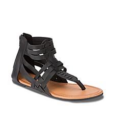 Vero Multi Strap Gladiator Sandals
