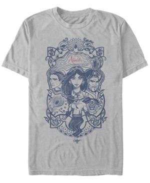Live Action Group Shot Line Art Poster Short Sleeve T-Shirt