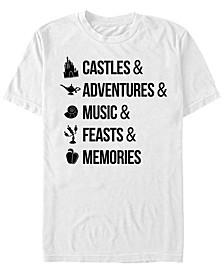 Disney Men's It's Just a Disney Thing Short Sleeve T-Shirt