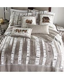Birch Forest Cotton Quilt Collection