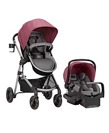 Pivot Modular Travel System with Safemax Infant Car Seat