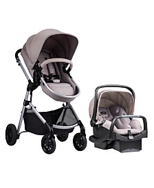 Evenflo Pivot Modular Travel System with Safemax Infant Car Seat