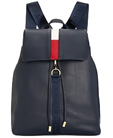 Tommy Hilfiger Carolina Flap Backpack