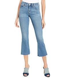 Ava Capri Flare Jeans