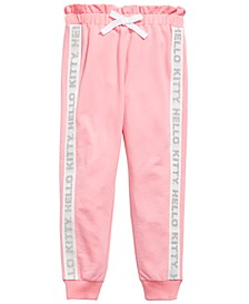 Toddler Girls French Terry Track Pants
