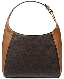 Fulton Large Leather Hobo
