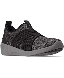 Skechers Women's Arya Cross-Fire Walking Sneakers from Finish Line
