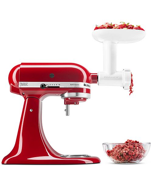 KitchenAid Food-Grinder Attachment KSMFGA