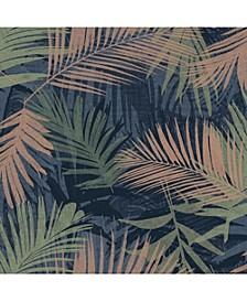 Graham Brown Jungle Glam Gold Green Wallpaper