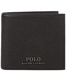 efb53bbf Polo Ralph Lauren Men's Wallets - Macy's