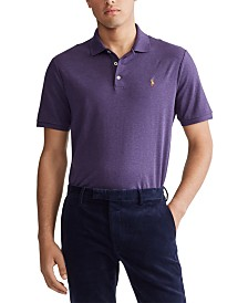 Polo Ralph Lauren Men's Classic Fit Soft Touch Polo Shirt