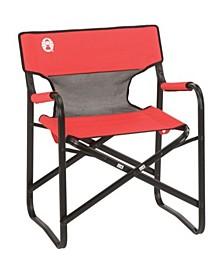Coleman Chair Steel Deck W Mesh
