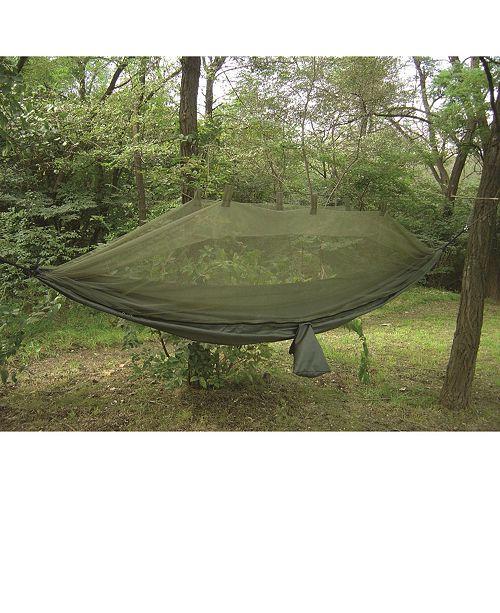 Sportsman's Supply Snugpak Jungle Hammock with Mosquito Net