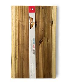 Gripperwood Bareboard Raw Edge Traditional Cutting Board