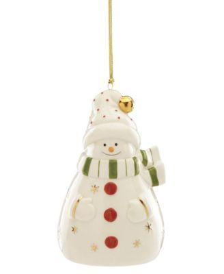 Snowman Recordable Ornament