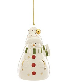 Snowman Recordable Ornament