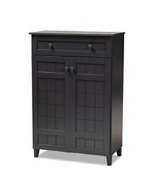 Glidden 5-Shelf Cabinet, Quick Ship