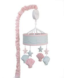 Sugar Reef Mermaid Musical Crib Mobile