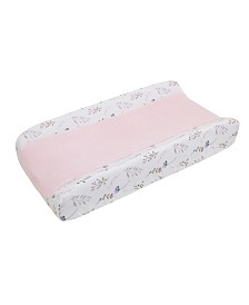 Nojo Woodland Wreath Plush Changing Pad Cover