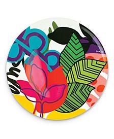 "15.5"" Oasis Round Platter"