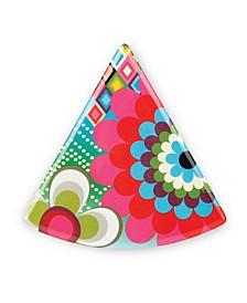 "8"" Mosaic Pie Plates, Set of 6"