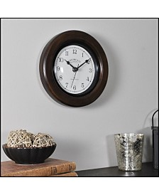 """Firstime & Co 7.5"""" Evans Wall Clock"""