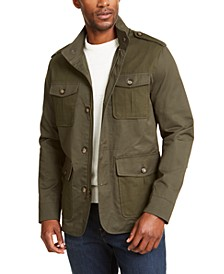 Men's Utility Jacket, Created For Macy's