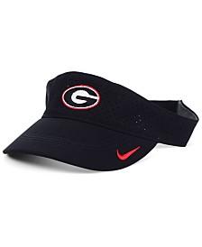 Nike Georgia Bulldogs Sideline Visor